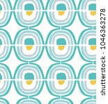 seamless repeating pattern.... | Shutterstock .eps vector #1046363278