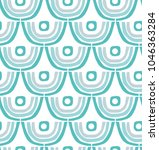 seamless repeating pattern.... | Shutterstock .eps vector #1046363284