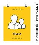 team vector thin line icon   Shutterstock .eps vector #1046402236