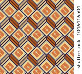 seamless abstract pattern with... | Shutterstock .eps vector #1046416504