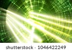 abstract green background with... | Shutterstock . vector #1046422249