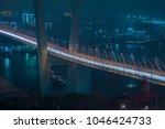 bridge over golden horn bay at... | Shutterstock . vector #1046424733
