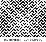 abstract geometric patern with... | Shutterstock . vector #1046439970