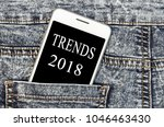trends 2018 bussines fashion...   Shutterstock . vector #1046463430