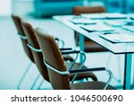 workplace for the business team ... | Shutterstock . vector #1046500690