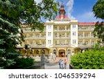 polanica zdroj  lower silesia... | Shutterstock . vector #1046539294
