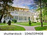 otwock  mazovia province  ... | Shutterstock . vector #1046539408