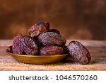 holy month of ramadan concept.... | Shutterstock . vector #1046570260
