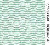 wavy seamless vector pattern.... | Shutterstock .eps vector #1046597170