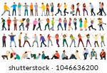 vector  flat style  isometric... | Shutterstock .eps vector #1046636200