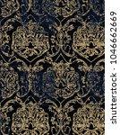 royal designed grunge texture...   Shutterstock . vector #1046662669