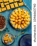 assorted traditional ramadan... | Shutterstock . vector #1046663740