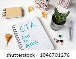 cta  call to action written in... | Shutterstock . vector #1046701276