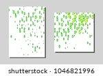 light greenvector template for...