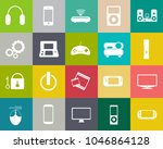 devices icons set ... | Shutterstock .eps vector #1046864128