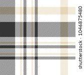 Seamless Plaid Check Pattern I...