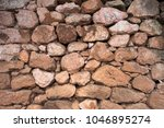 Stone Wall Is Handmade  The...