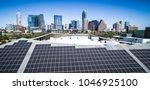 austin texas a clean... | Shutterstock . vector #1046925100