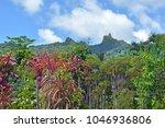 landscape mountain view of te...   Shutterstock . vector #1046936806