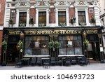 London   May 6  Exterior Of Pub ...