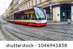 prague  czech republic  ... | Shutterstock . vector #1046941858