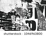 old posters grunge texture... | Shutterstock . vector #1046963800