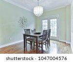 interior of dining room | Shutterstock . vector #1047004576