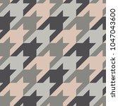 seamless surface pattern design ... | Shutterstock .eps vector #1047043600