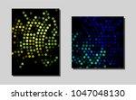dark multicolor  rainbow vector ...