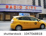 new york city   march 11  2018  ... | Shutterstock . vector #1047068818
