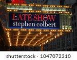 new york city  usa   march 10... | Shutterstock . vector #1047072310
