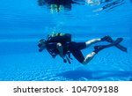 Learning To Scuba Dive In A...