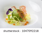 the view of french food | Shutterstock . vector #1047092218