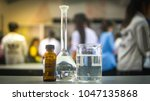 soft chemical substance in... | Shutterstock . vector #1047135868