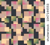 abstract color seamless pattern ... | Shutterstock .eps vector #1047144553