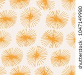 the seamless pattern with... | Shutterstock .eps vector #1047149980