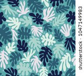 the seamless pattern with...   Shutterstock .eps vector #1047149983