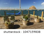waterfront landscape view of... | Shutterstock . vector #1047159838