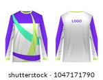 jersey design for extreme...   Shutterstock .eps vector #1047171790