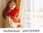 Nice Romantic Sweet Woman With...