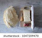 sardinian traditional bread... | Shutterstock . vector #1047209470
