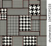 seamless vector pattern.... | Shutterstock .eps vector #1047239233