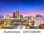 corpus christi  texas  usa... | Shutterstock . vector #1047328690