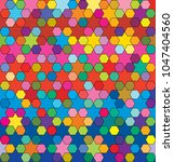 vector color pattern for... | Shutterstock .eps vector #1047404560