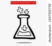 icon  logo  symbols  elements... | Shutterstock .eps vector #1047405739