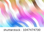 light multicolor  rainbow... | Shutterstock .eps vector #1047474730