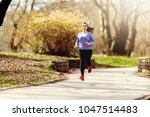 getting back in shape | Shutterstock . vector #1047514483