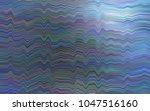 dark blue vector template with... | Shutterstock .eps vector #1047516160