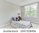 children room interior design | Shutterstock . vector #1047528406