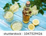 close up of homemade... | Shutterstock . vector #1047529426